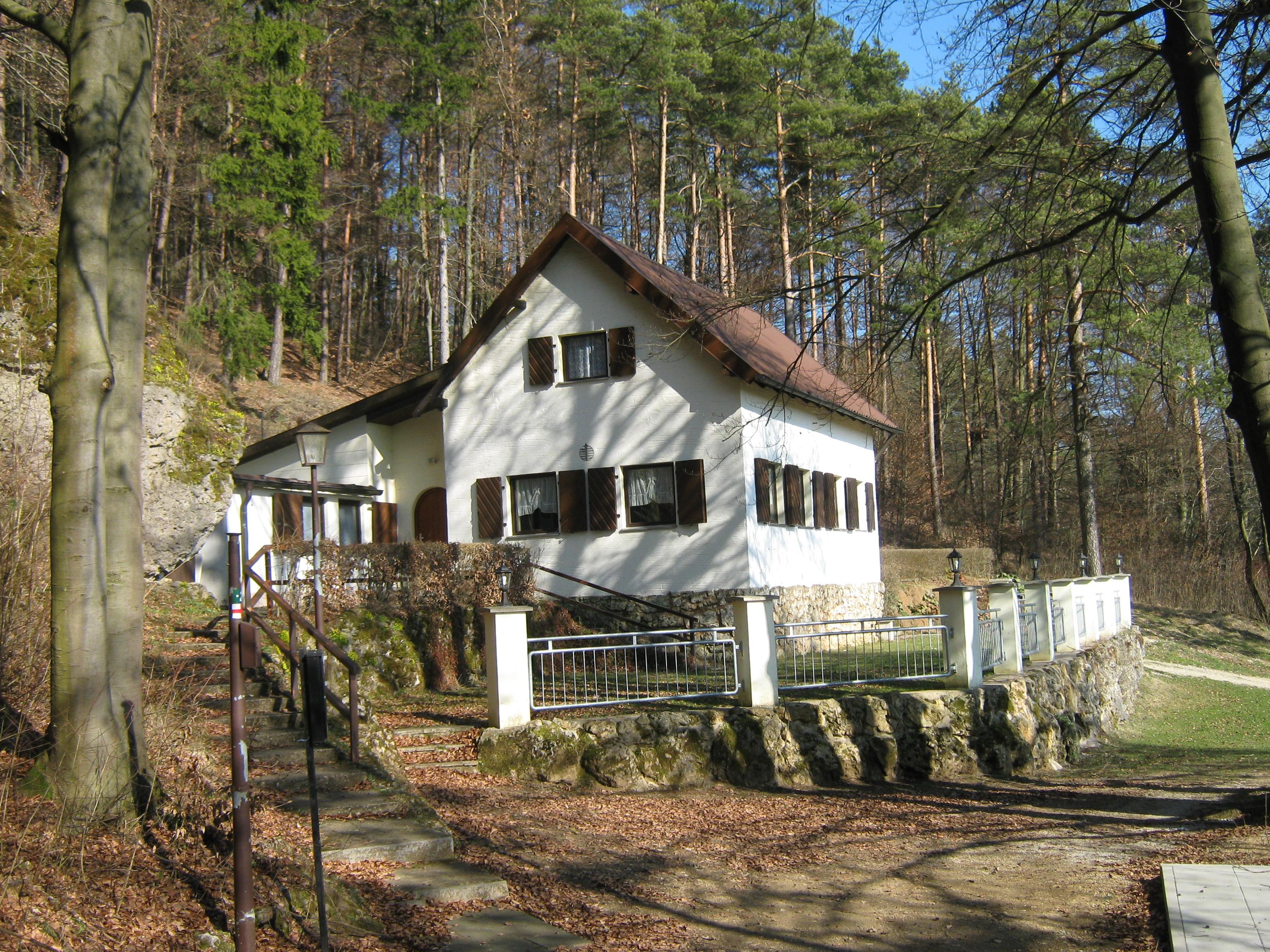 Vereinshütte der VFTN
