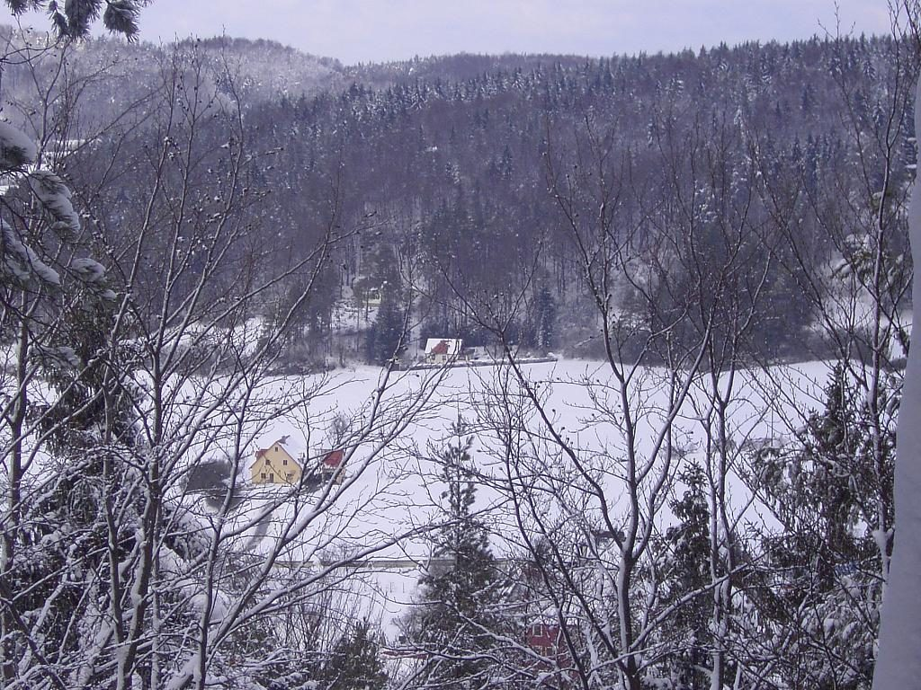 Kirchenreinbach im Winter