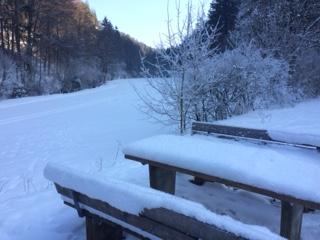 Winterwanderung Pottenstein