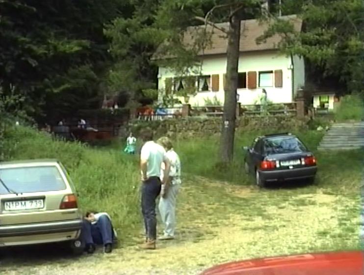 Buchberghaus ca. 1989