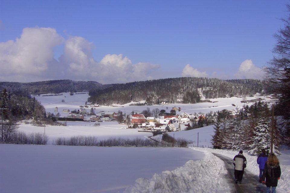 Winterwanderung Kirchenreinbach