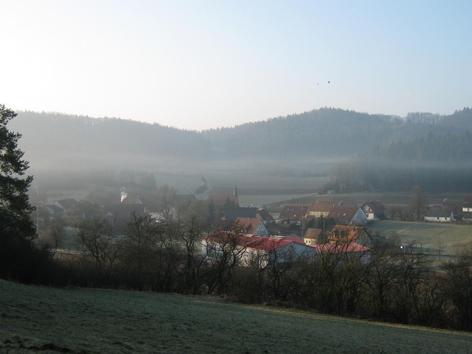 Kirchenreinbach (von Norden)
